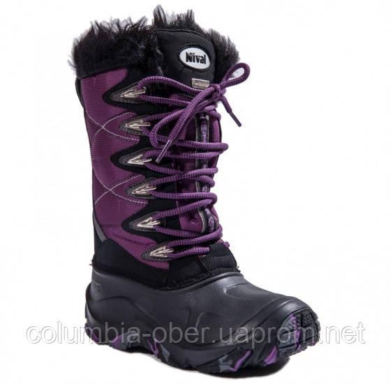 Зимние сапоги для девочки Gusti 030026 VELOA. Размеры 28 - 34.