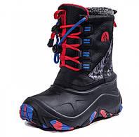 Зимние сапоги для мальчика Gusti 030029 SPECTRA 2.0. Размеры 28 - 34.