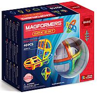 Магнитный конструктор «Базовый набор Дуга», 40 элементов Magformers (701011)
