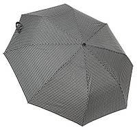 Красивый мужской зонт автомат 3537/ 1 grey