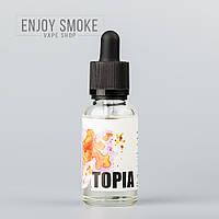 Utopia (Малиновый Йогурт) - 0 мг/мл [Just Vape, 30 мл]