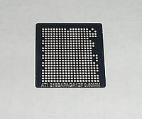 BGA шаблоны ATI 0.6 mm 218BAPAGA12F трафареты для реболла реболинг набор восстановление пайка ремонт прямого н