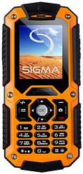 Sigma mobile X-treame IT67 orange ip67