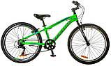 """Подростковый велосипед Leon Junior Rigid 24"""" 2017, фото 2"""