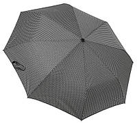 Красивый мужской зонт автомат 3537/ 3 grey