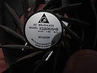 Кулер для ноутбуков   б.у. ksb0605hb