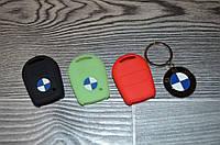 Силіконовий чохол для ключа BMW, фото 1