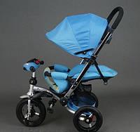 Трехколёсный детский велосипед колясочного типа Best Trike 698