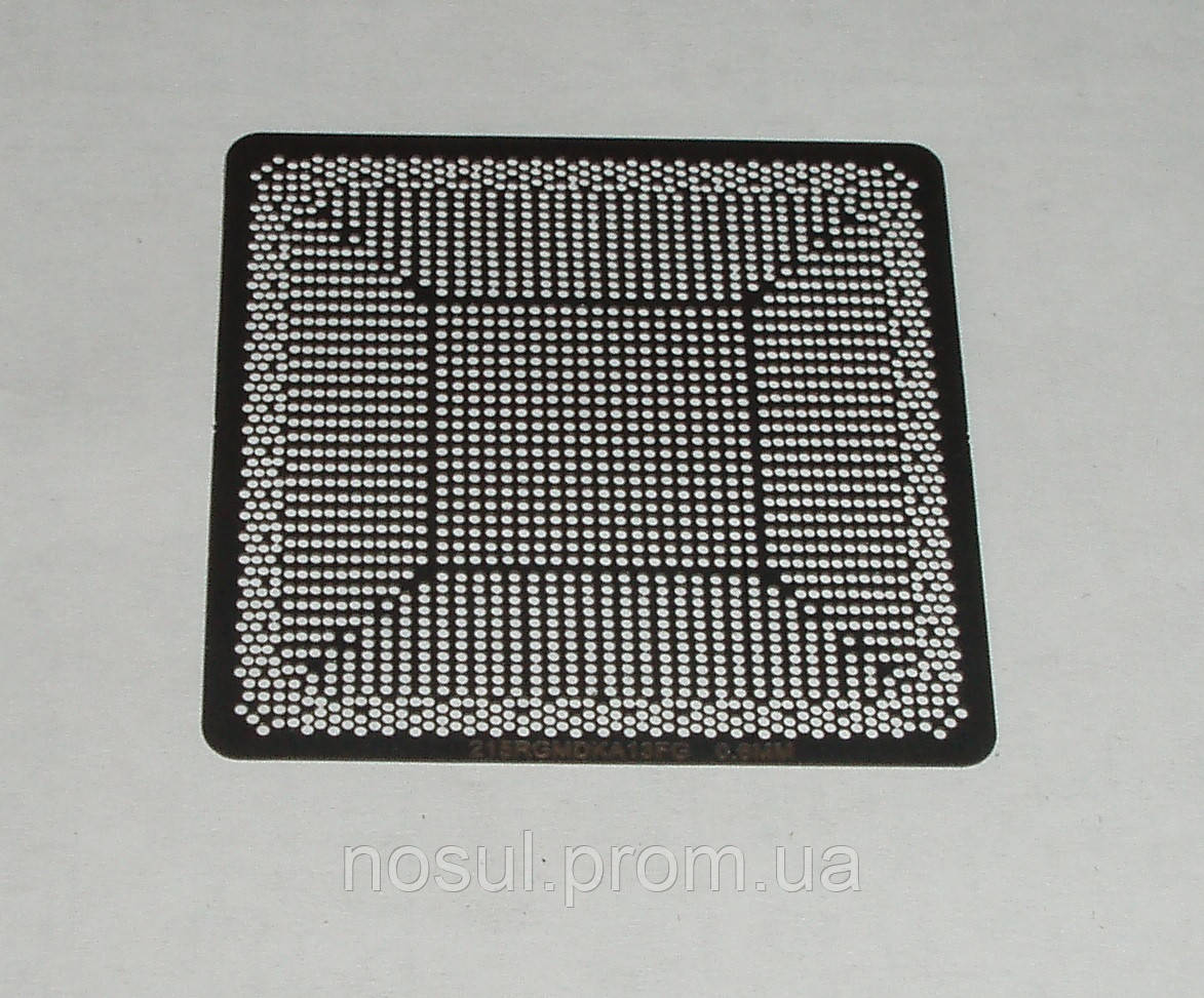 BGA шаблоны ATI 0.6 mm 215RGMDKA13FG трафареты для реболла реболинг набор восстановление пайка ремонт прямого