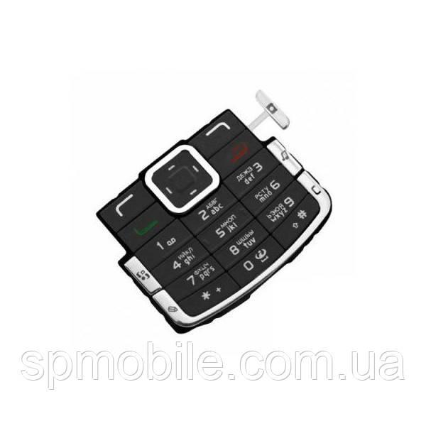 Клавіатура Nokia N72 (біла)