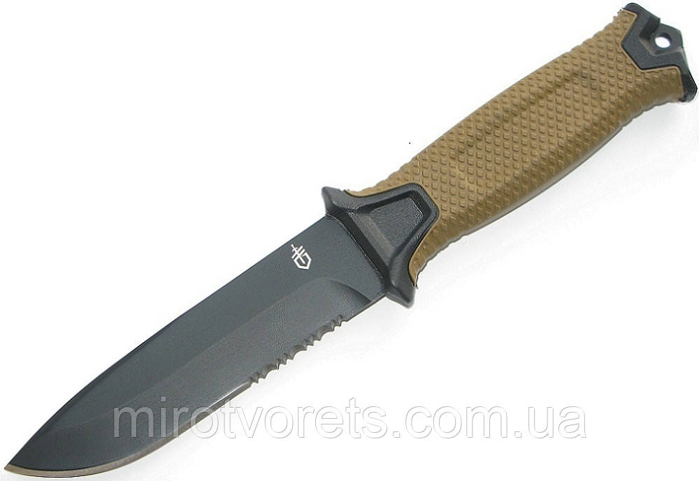 Нож Gerber STRONGARM Fixed Blade серрейтор