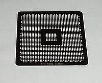 BGA шаблоны ATI 0.6 mm R480 / 215RBHAGA11 / 215RBPAGA11FF трафареты для реболла реболинг набор восстановление