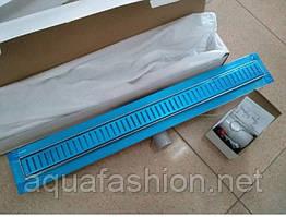 Душевой канал с дизайн решеткой 80 см Q-TAP 800*860 CRM Китай