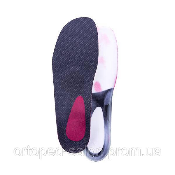 Индивидуальные ортопедические стельки Spannrit Memopur Rolling Foam