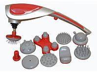 Массажер ручной нефритовый ZENET ZET-718 вибромассажер (WH-3016)