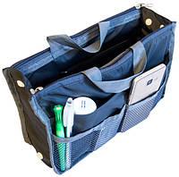 Органайзер для сумки, серый