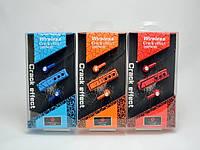 Наушники беспроводные стерео S-808 (микрофон/Bluetooth/регулятор громкости)