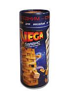Настольная игра Vega, Башня, Дженга, Вега, Jenga, Danko Toys