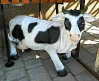 Садово-паркова фігура Корова 56 см
