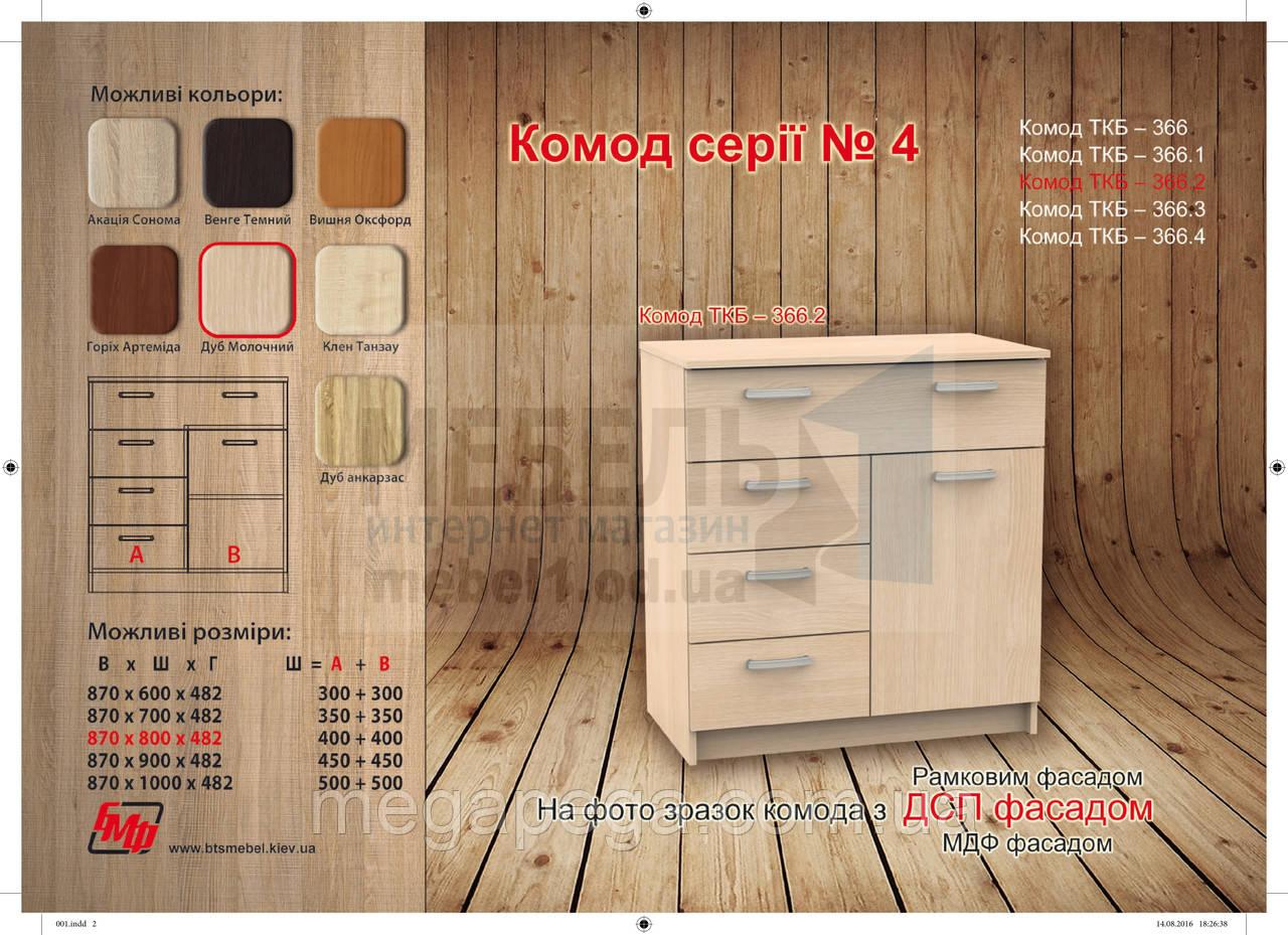 Комод ТКБ-366 серии №4