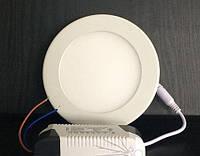 Светодиодный светильник Ecostrum 12W 4000К встраиваемый круг