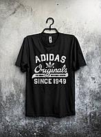 Футболка мужская Adidas Originals (черная)