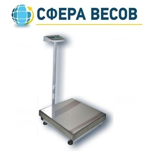 Весы товарные Техноваги ТВ1-12ep (150 кг - 400x550)