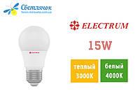 Светодиодная лампа А60 Е27 15W Electrum LS-32