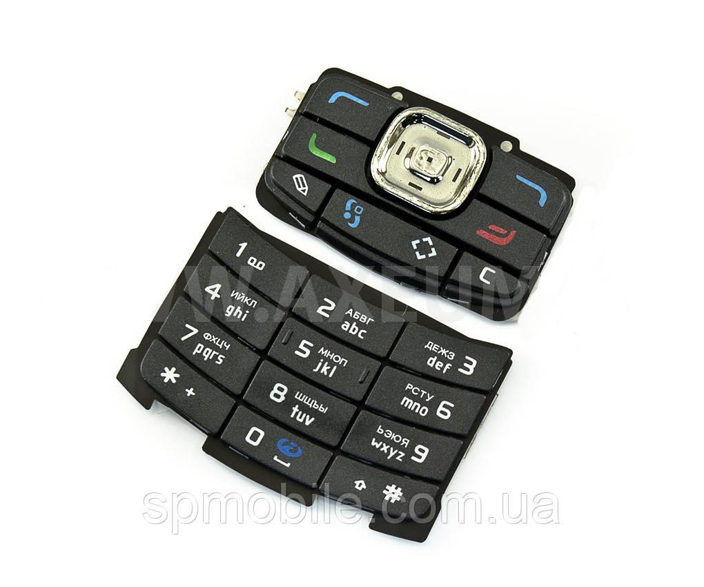 Клавіатура Nokia N80