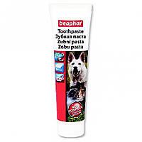 Beaphar Toothpaste зубна паста зі смаком печінки для собак і кішок
