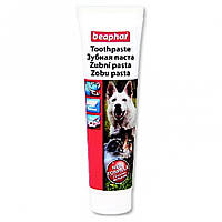 Beaphar Toothpaste зубная паста со вкусом печени для собак и кошек