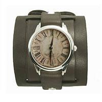 Наручные часы на эксклюзивном ремешке Винтаж