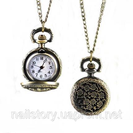 Часы подвеска на цепочке, фото 2
