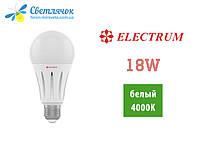 Светодиодная лампа Electrum 18W A70 E27 LS-28 4000К(Нейтральный)