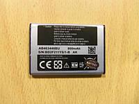 Аккумулятор Samsung X200  AB463446BU AAA класс