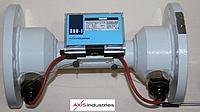 Ультразвуковой преобразователь расхода жидкости SDU-1 100-60 Ду100 фланцевое соединение, без батареи и кабеля.