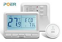 POER умный терморегулятор недельный беспроводной WiFi