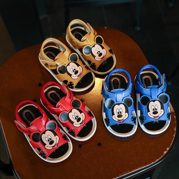 Сандалии детские мики для малышей