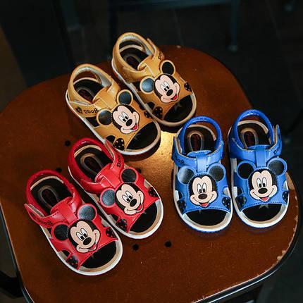 Сандалии детские мики для малышей , фото 2