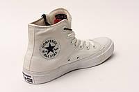 Кеды Converse Chuck Taylor All Star II Белые высокие