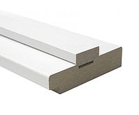 Коробка под добор ПВХ  100 мм комплект Белая