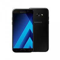 """Неубиваемый смартфон Samsung A520F Galaxy A5 Duos 2017 SM-A520FZKD Black (2SIM) 5,2"""" 3/32GB 16/16Мп 3G"""