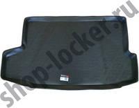 Резиновый коврик в багажник Nissan Juke 14-  Lada Locer (Локер)
