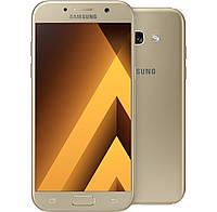 """Неубиваемый смартфон Samsung A520F Galaxy A5 Duos 2017 SM-A520FZDD Gold IP68 (1SIM) 5,2"""" 3/32GB 16/16Мп 3G"""