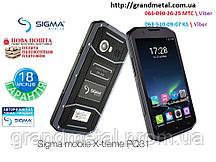 Мобильный телефон Sigma mobile X-treme PQ31 Black-Yellow