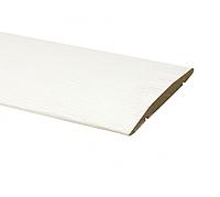 Наличник ПВХ полукруглый 70 мм Белый
