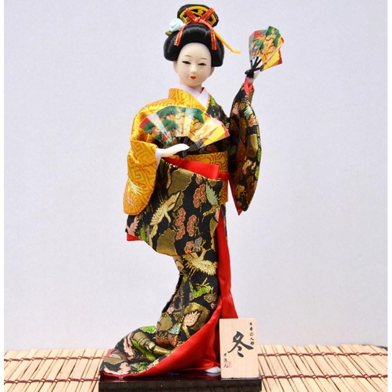 Японская кукла Легкое дыханье