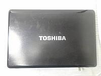 Крышка матрицы ноутбука TOSHIBA SATELLITE A665-S6086