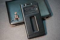 Чехол книжка Lenovo A7000 K3 Note  цвет черный
