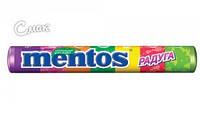 Жевательные драже Ментос / Mentos Радуга, 37 г